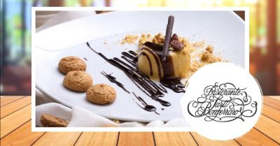 offerta ristorante dolci fatti in casa mantova occasione dove mangiare piatti locali mantova