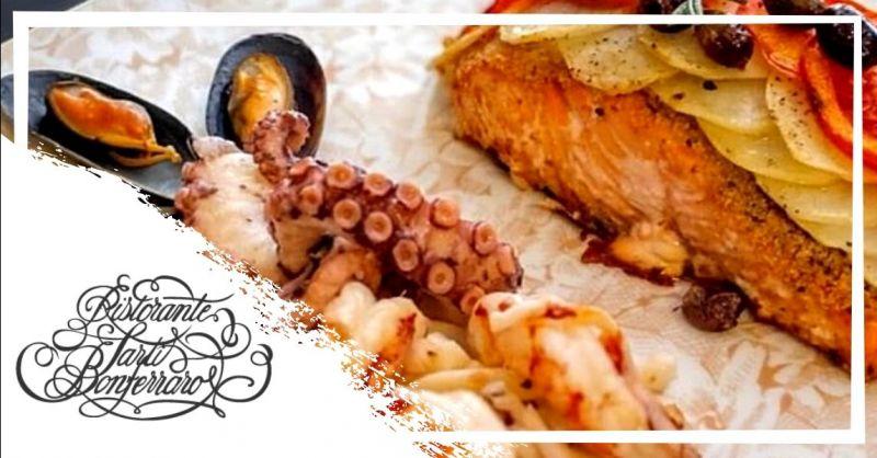 Occasione ristorante specialità pesce Mantova - Offerta dove mangiare pesce fresco Mantova