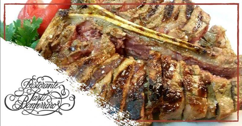 Offerta ristorante con carni del territorio locali - Occasione dove mangiare una buona fiorentina Mantova