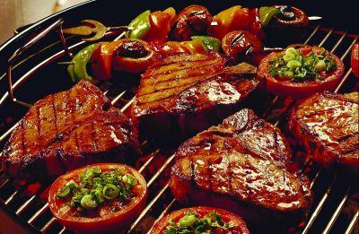 offerta grigliata di carne alla brace vicenza occasione mangiare carne mista alla griglia