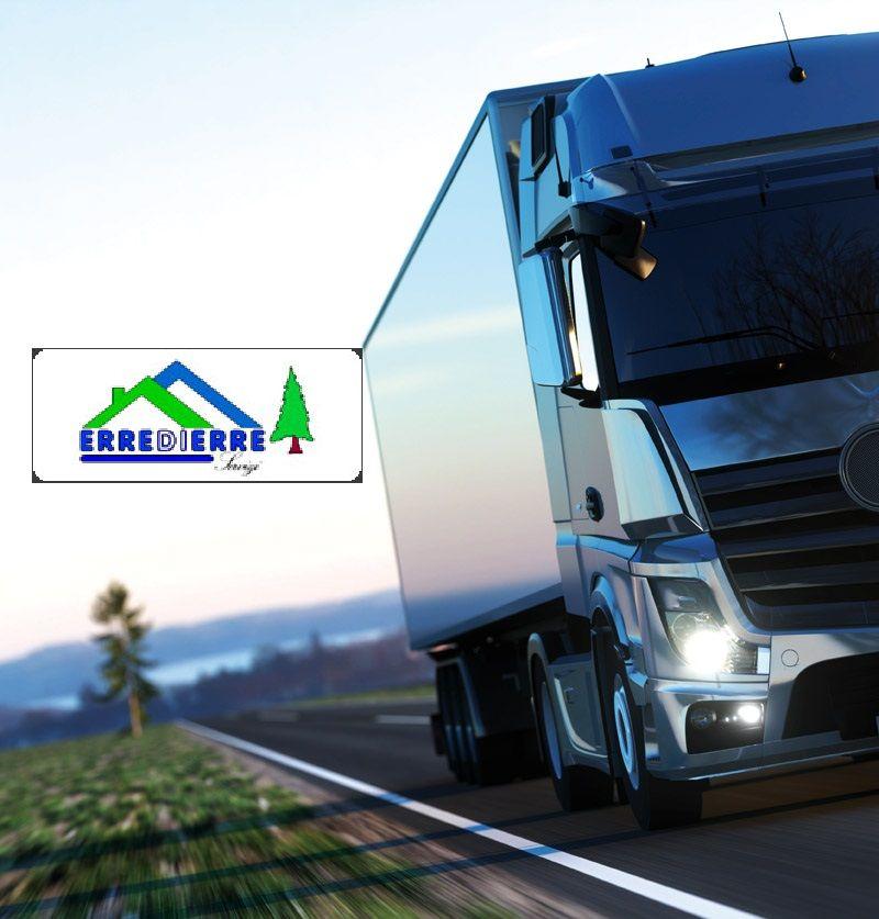 offerta trasporti rifiuti promozione servizio trasporto materiali conto terzi erredierre