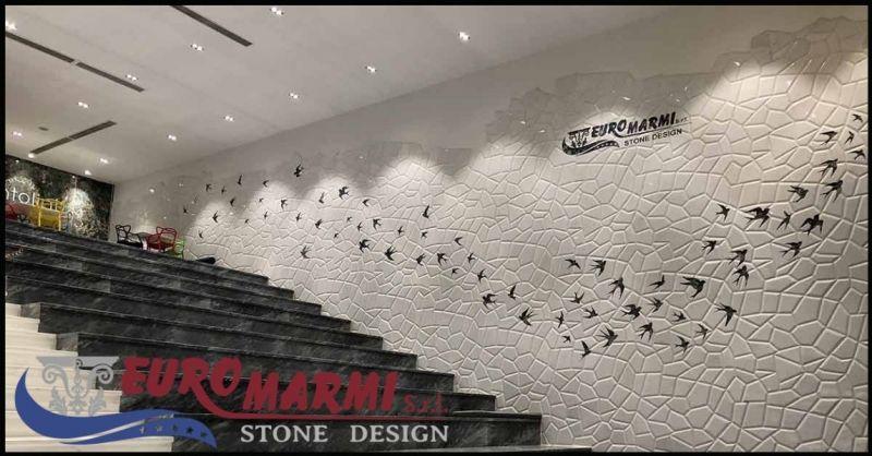 EUROMARMI SRL Stone Design - Trova la più importante azienda di marmo pietra e granito in Italia