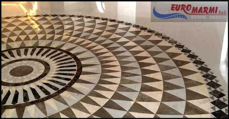 EUROMARMI SRL Stone Design - Offerta servizio di progettazione interni in marmo personalizzati