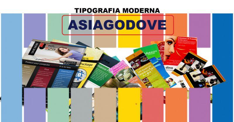 Offerta Stampa Digitale su Grande Formato Asiago - Occasione Timbri e coordinato per Ufficio Vicenza
