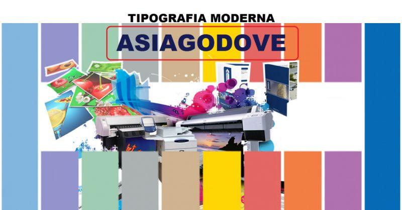 Offerta Stampa Digitale e Cartotecnica Asiago - Occasione Realizzazioni tipografiche Professionali Vicenza
