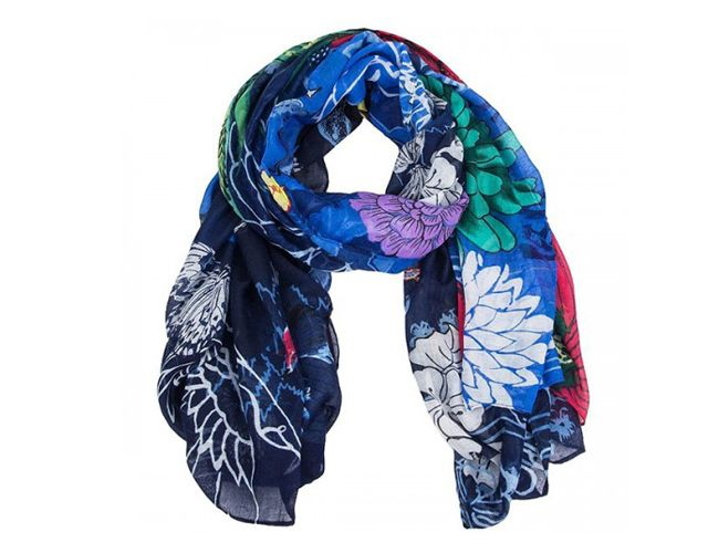 Offerta - Foulard donna Desigual rectangle Boho