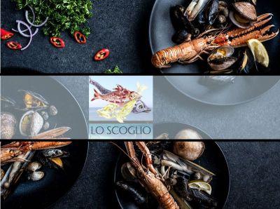 promozione cucina cagliaritana offerta ristorante vista mare lo scoglio