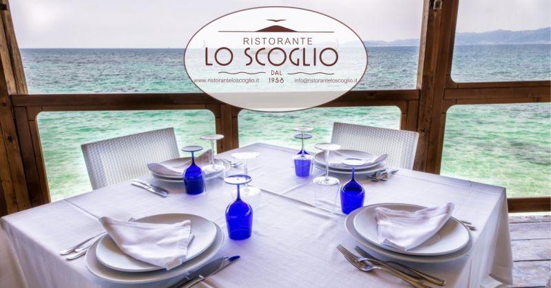 Lo Scoglio - offerta migliore ristorante sul mare piatti di pesce tradizione cagliaritana