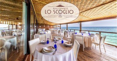 lo scoglio offerta ristorante location esclusiva sul mare ricevimento matrimonio