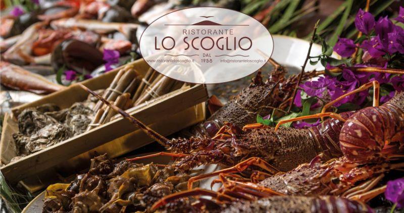 Lo Scoglio Ristorante sul mare - offerta migliori piatti a base di astice e aragosta Cagliari