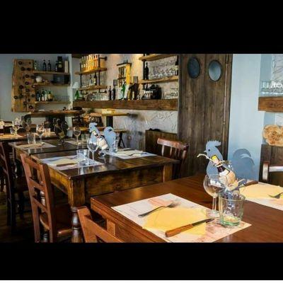 osteria dei trenta ristoranti cavriglia