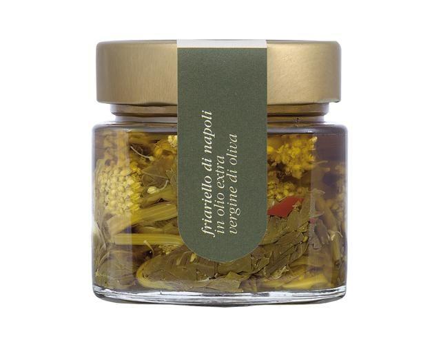 Offerta - Friariello di Napoli in olio di oliva