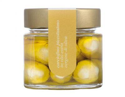 offerta carciofo piccolissimo in olio di oliva