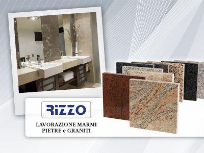 offerta lavorazione marmi promozione realizzazione scale caminetti arredi marmo rizzo marmi