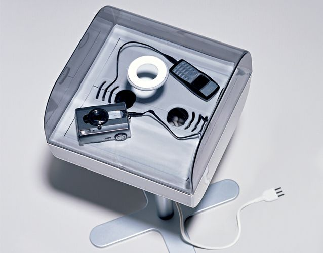 Offerta - Stazione di ricarica oggetti elettronici