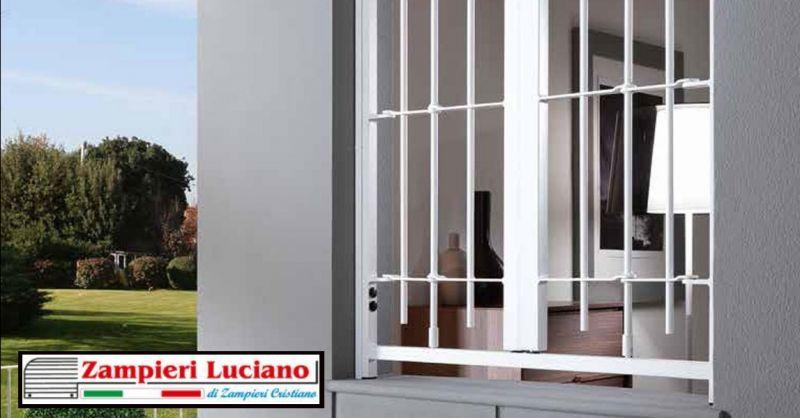 offerta installazione inferriate Verona - occasione vendita cancelletti di sicurezza Verona