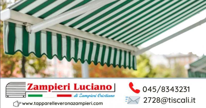 Offerta installazione tende da sole motorizzate - Occasione vendita installazione tende alla veneziana Verona