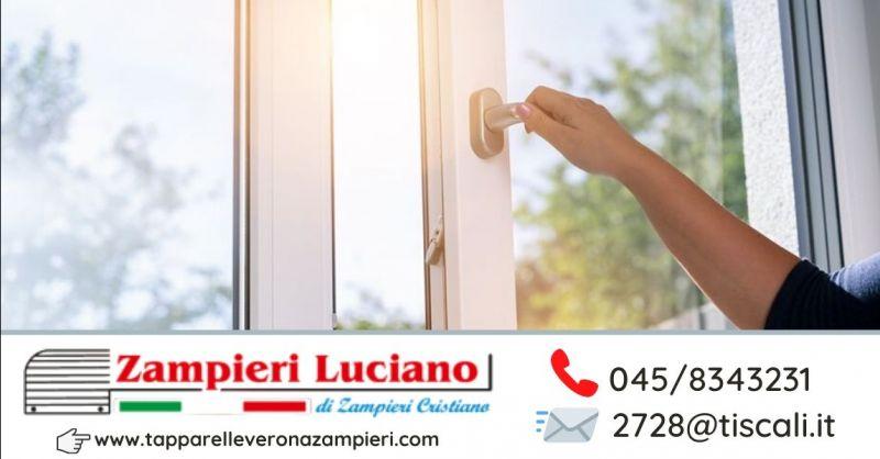 Offerta vendita serramenti ecologici pvc Verona - Occasione installazione serramenti pvc legno alluminio Verona