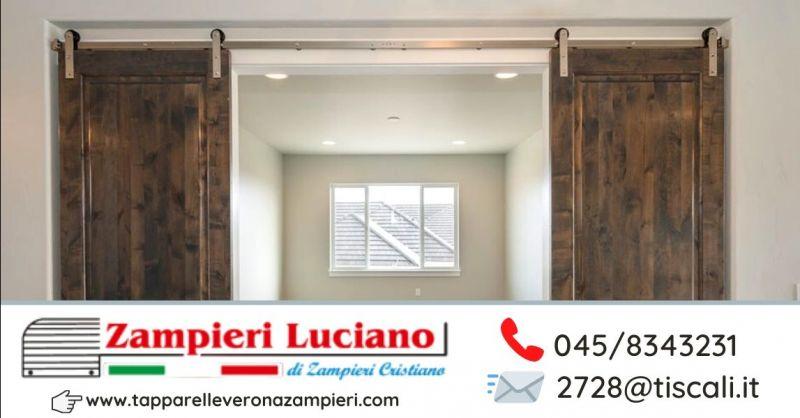 Offerta vendita installazione porte scorrevoli a soffietto - Occasione vendita porte pieghevoli a scomparsa Verona