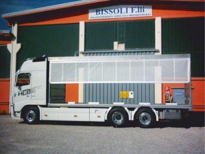 offerta carrozzeria con tintometro promozione officina specializzata per camion oppeano verona