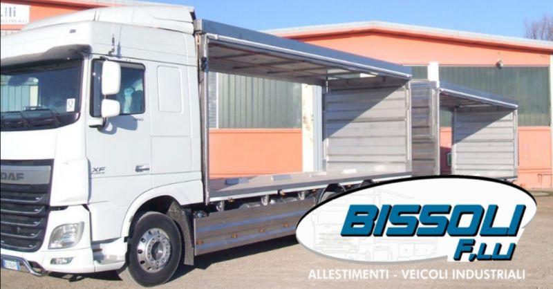 BISSOLI F.LLI offerta carrozzeria per veicoli industriali Verona