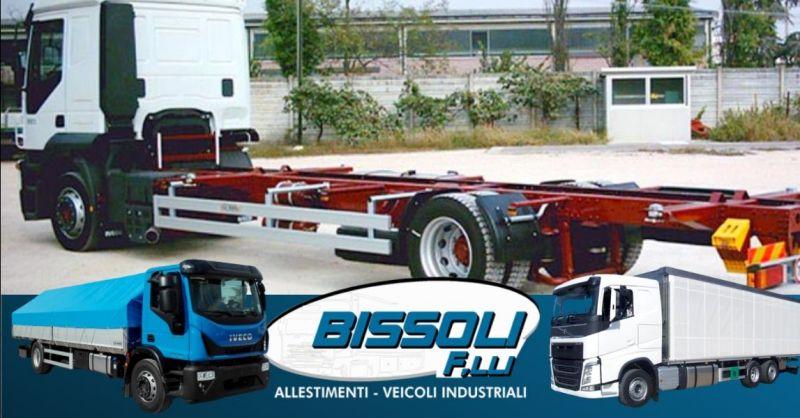 Offerta verniciatura veicoli industriali Verona - Occasione carrozzeria per veicoli industriali Verona