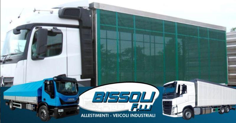 BISSOLI - Occasione carrozzeria specializzata costruzione allestimenti per autocarri Verona