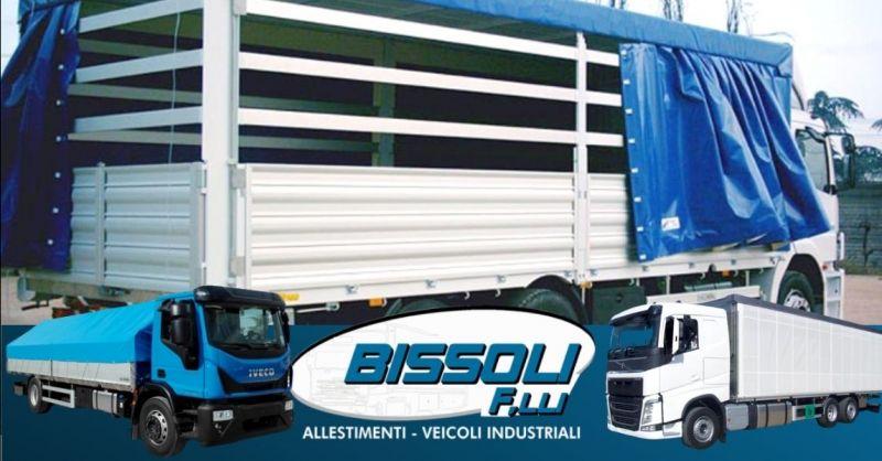 BISSOLI - Offerta carrozzeria specializzata in allestimenti per veicoli industriali provincia Verona