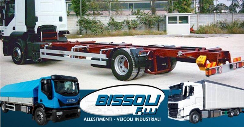 Offerta installazione pedane caricatrici per camion - Occasione carrozzeria per veicoli industriali provincia Verona