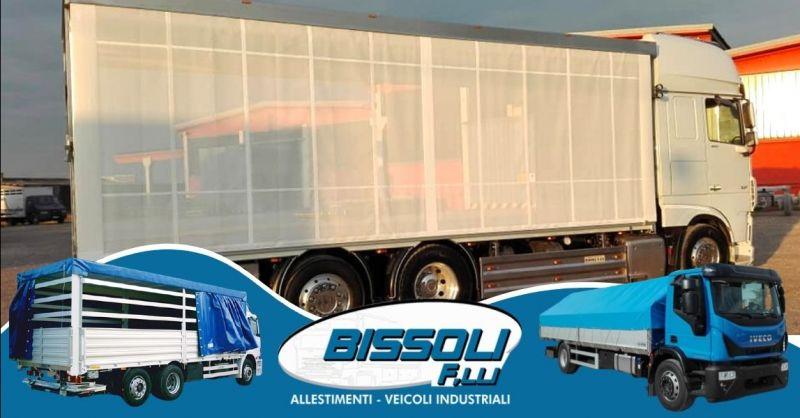 BISSOLI - Offerta realizzazione allestimenti per veicoli di trasporto animali vivi Verona