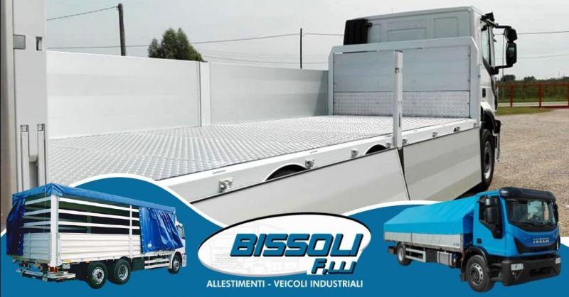 Offerta Servizio furgonatura in lega leggera - Occasione realizzazione casse mobili camion Verona