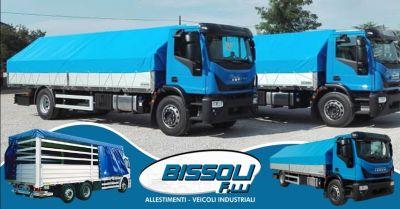 offerta carrozzeria specializzata allestimenti autocarri occasione realizzazione pedane camion verona