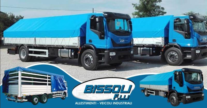 Offerta carrozzeria specializzata allestimenti autocarri - Occasione realizzazione pedane camion Verona