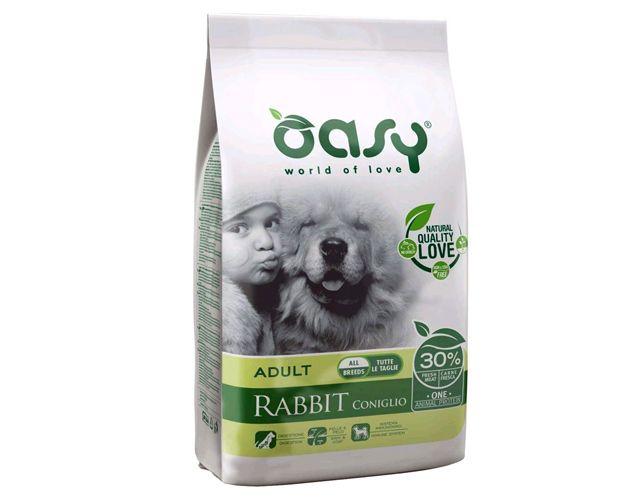 Offerta - Cibo secco per cani e crocchette Oasy