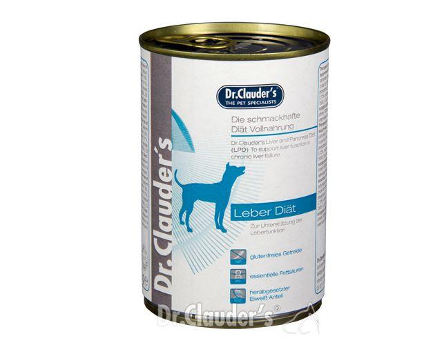 Cibo umido per cani Dr. Clauder's Curativo
