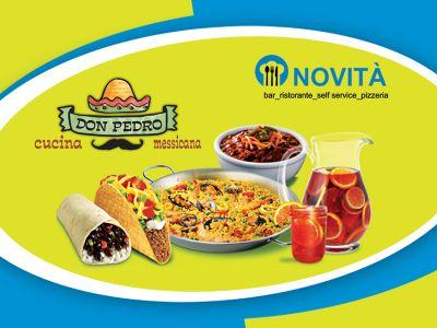 offerta cucina messicana promozione serata messicana bar self service novita