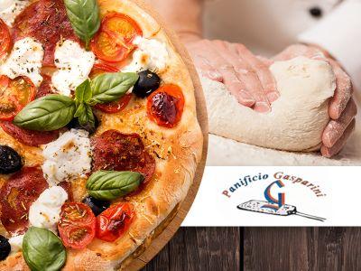offerta pizza san giustino promozione pizza al taglio san giustino panificio gasparini