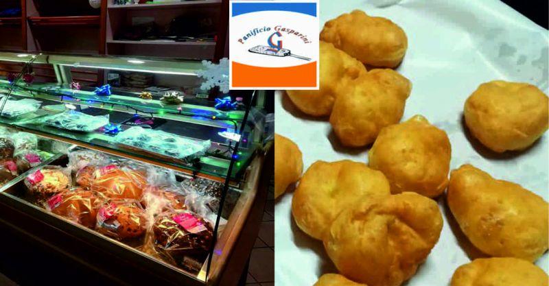 Panificio Gasparini offerta castagnole - occasione dolci di carnevale