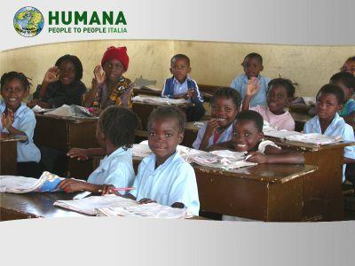 promozione evento bambini orfani del mozambico offerta centro di accoglienza della onlus