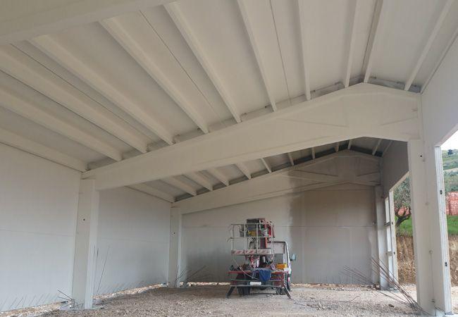 Offerta servizio pitture di interni edifici - Promozione realizzazione pitture interni Verona