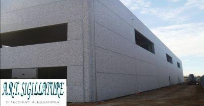 offerta servizio sigillatura edifici a verona occasione sigillatura giunti dei prefabbricati