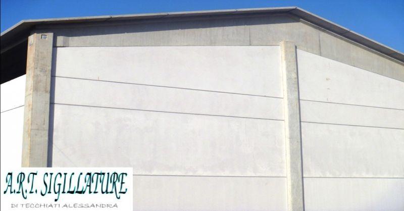 offerta sigillature civili ed industriali - occasione servizio di sigillatura edifici a Verona