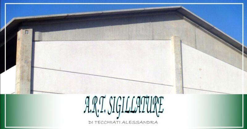 Offerta sigillature REI per prefabbricati - Occasione ditta di sigillature per fabbricati Verona
