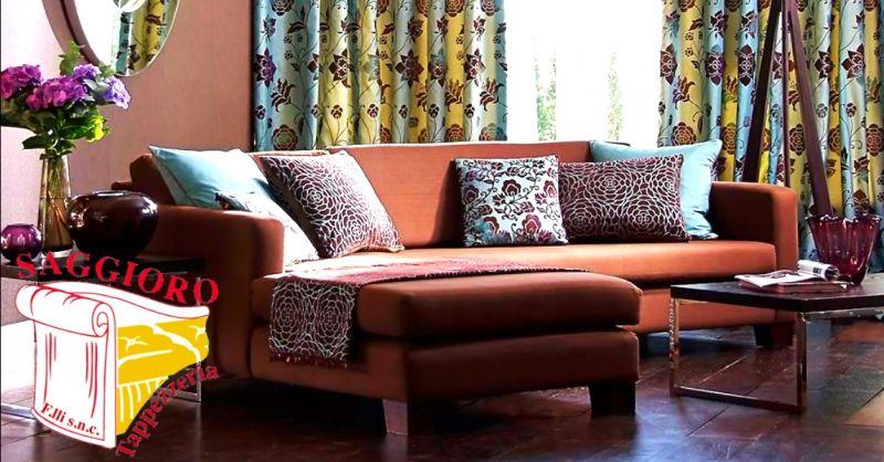 offerta rifacimento divani usati - occasione produzione divani su disegno Bovolone Verona