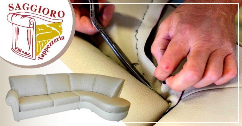 Offerta realizzazione divani personalizzati - Occasione servizio di riparazione divani Verona