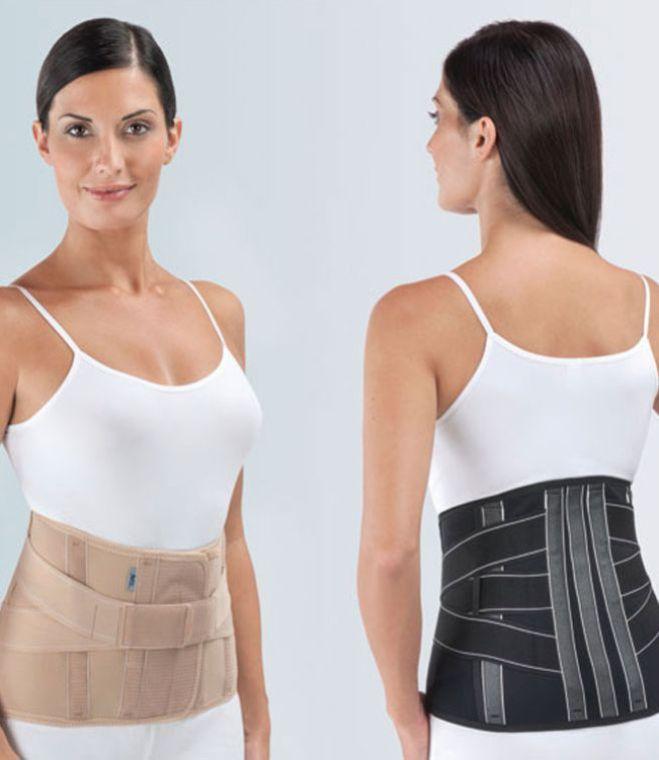 offerta vendita corsetto fgp promozione fascia sacrale lombare bauerfeind verona la sanitaria