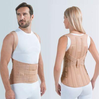 offerta vendita corsetto con spallacci verona promozione busto steccato per osteoporosi verona