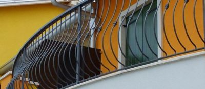 offerta realizzazione ringhiere e cancelli promozione strutture in acciaio verona brescia