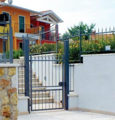 offerta realizzazione di recinzioni modulari promozione parapetti modulati verona brescia