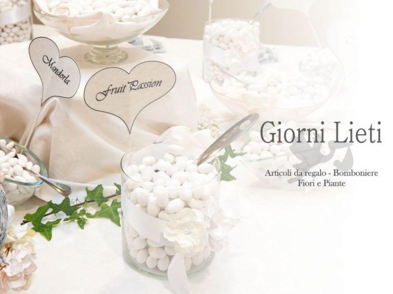 occasione bomboniere per matrimonio  - offerta confetti - Giorni Lieti